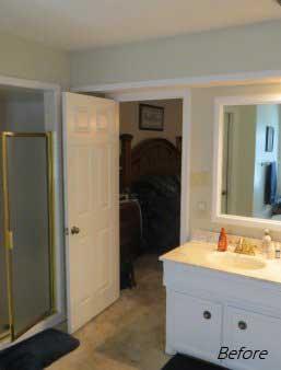Perfect master bathroom remodel in amarillo texas for Perfect master bathroom